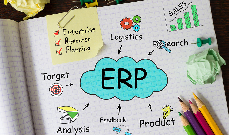 Cloud ERP banner
